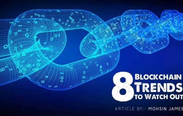 8 Blockchain Trends to Watch Out for in 2020