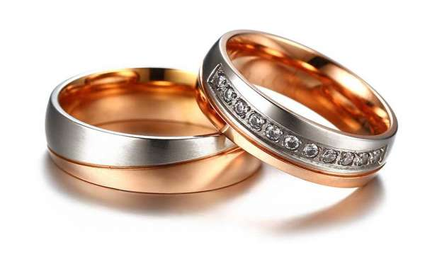 Many couples choose ring designs that match