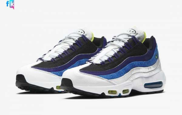 Where to Buy Nike Air Max 95 Kaomoji