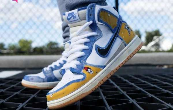 CV1677-100 Carpet Company x Nike SB Dunk High Will Be Released In Early 2021
