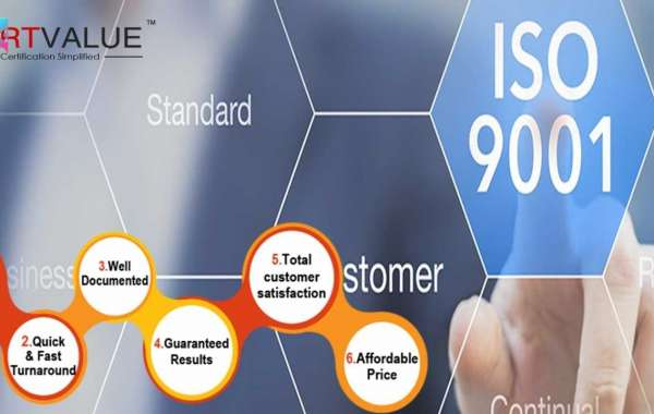What is ISO 9001 certification in Estonia and what are its benefits?