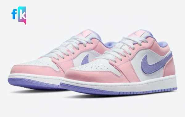 "Where To Buy Air Jordan 1 Low SE ""Arctic Punch"" Sport Shoes CK3022-600 ?"