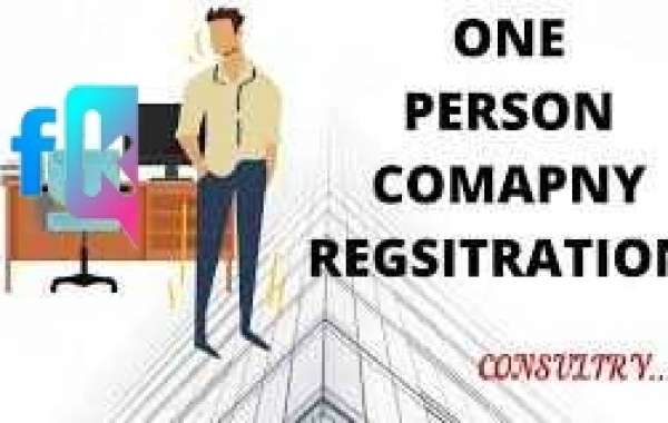 How to get One person company registration in JP Nagar?