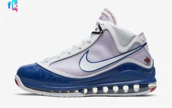 "Do You Want To Buy Nike LeBron 7"" Baseball Blue"" Sneakers DJ5158-100 ?"