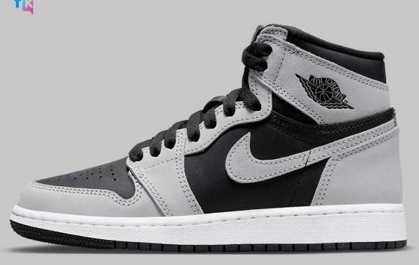 "New Air Jordan 1 Retro High OG ""Shadow 2.0"" Is Dropping In Kids Sizes"