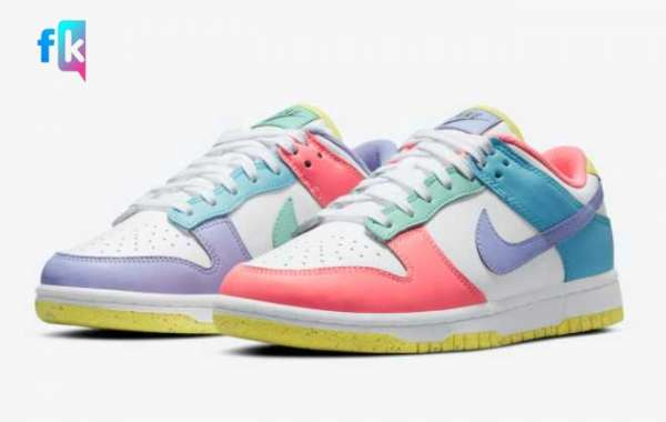 """Where To Buy Nike Dunk Low WMNS """"Easter"""" DD1872-100 ?"""