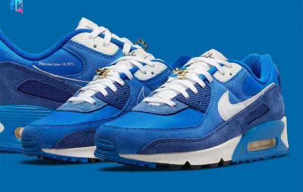 """DB0636-400 Nike Air Max 90 SE """"First Use"""" will be released this summer or early fall"""
