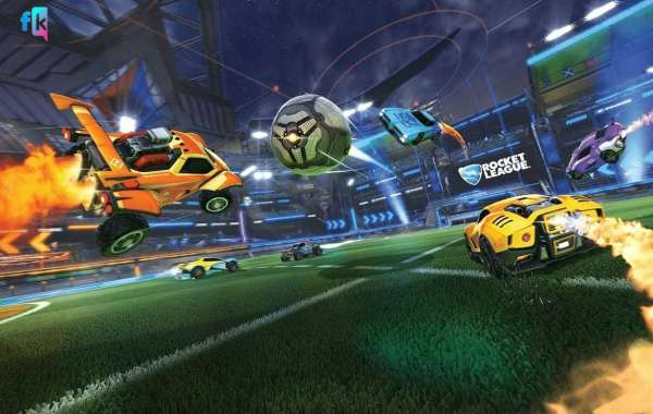 Rocket League thrives on speed and momentum