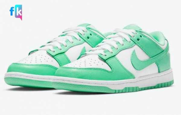 Nike Dunk Low WMNS Green Glow DD1503-105 to Arrive this Week Later