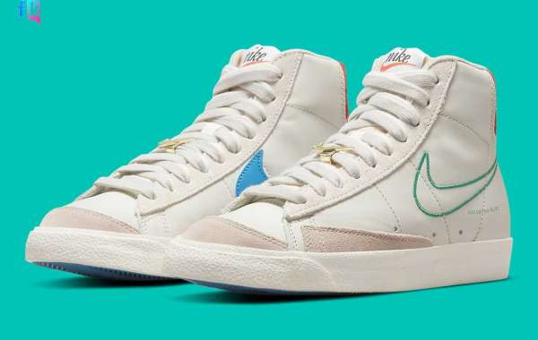 """DH6757-001 Nike Blazer Mid '77 """"First Use"""" is coming soon"""