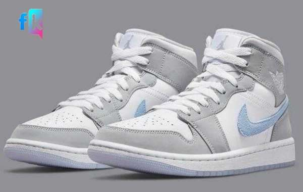 NEW SALE AIR JORDAN 1 MID WMNS ARE PERFECT FOR THE SUMMER