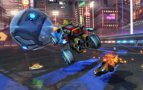 Another decision to get credits in Rocket League