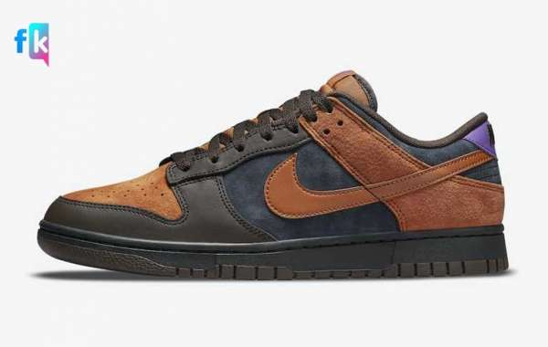 """Nike Dunk Low PRM """"Cider"""" DH0601-001 I love it!"""