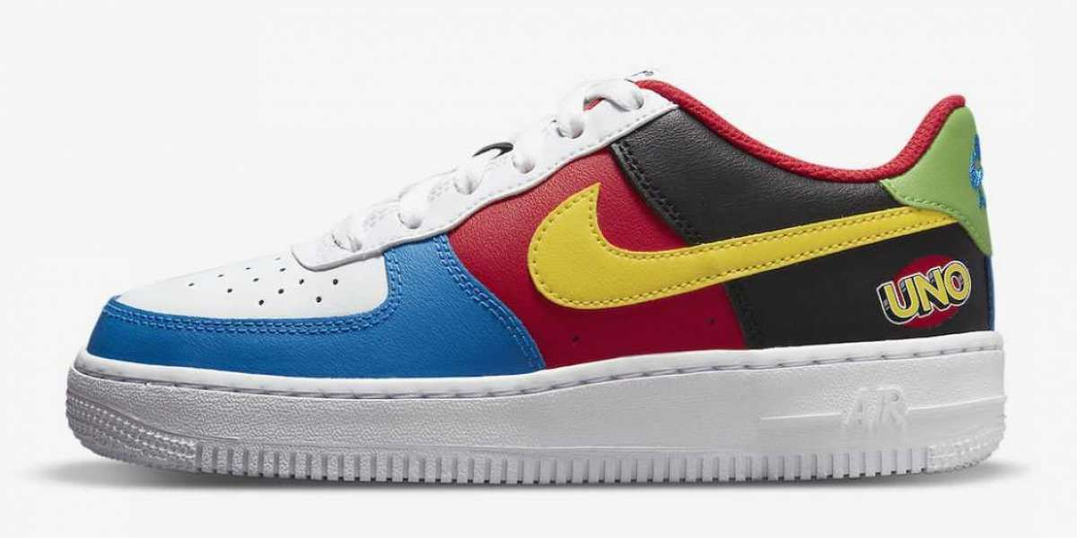 DC8887-100 UNO x Nike Air Force 1 Low to be released soon