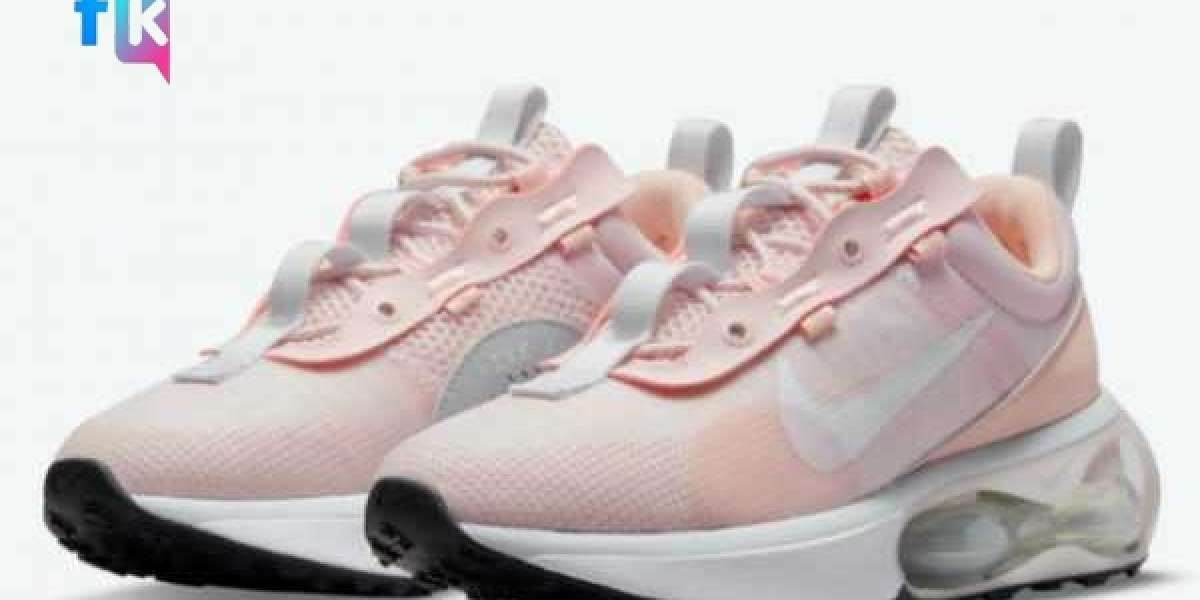 """Nike Wmns Air Max 2021 """"Barely Rose"""" DA1923-600 exclusive color for machos!"""